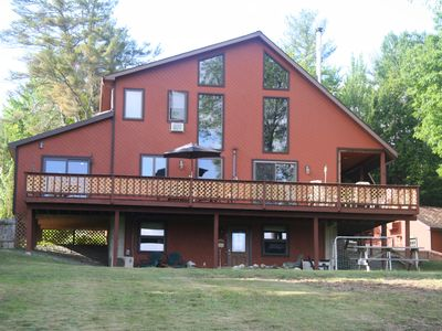 Photo for Sunny Adirondack Getaway, Mountain Views, Perfect for Families, Pet Friendly
