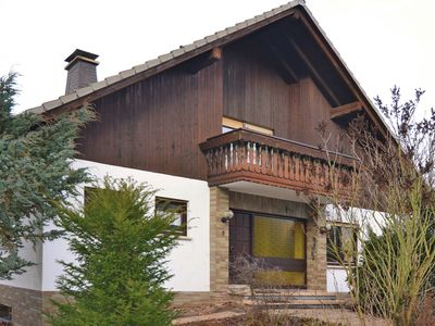 Photo for Detached holiday home in the Kellerwald-Edersee Nature Park with garden and terrace
