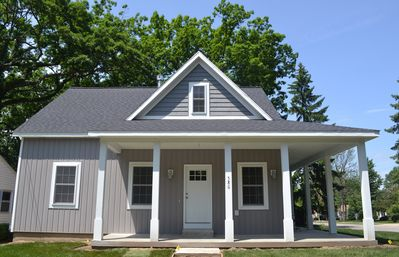 Photo for Saugatuck: Newer home, Steps From Everything!