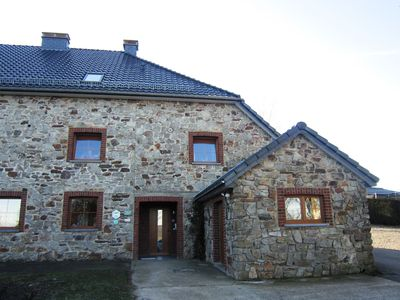 Photo for Combine city and countryside! Well-kept house with many games, next to a farm
