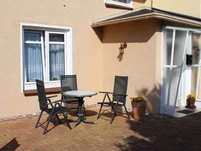 Photo for IRIS - Apartment Iris - with sitting area in the garden