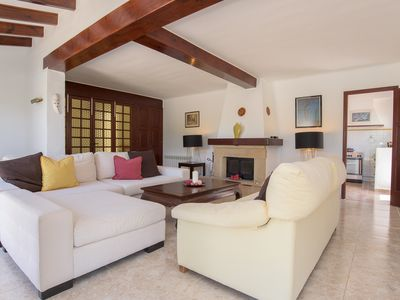 Photo for Beautiful villa with pool and garden, air, quiet location, close to the beach 200 mt