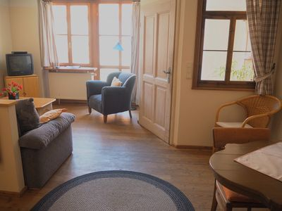 Photo for Accessible, cozy holiday apartment, furnished with attention