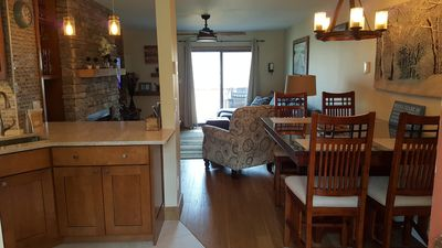 Photo for Condo With High End Finishes on Hunter Mountain. Perfect for Families!
