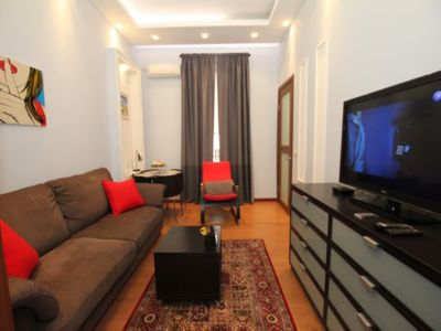 Photo for 3BR Apartment Vacation Rental in Moscow
