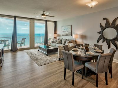 Photo for Aqua Resort Unit 1704 ~Amazing Condo Filling Fast~RSVP ASAP! Beach Chairs Avail.