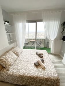 Photo for Charming apartment on the seafront.