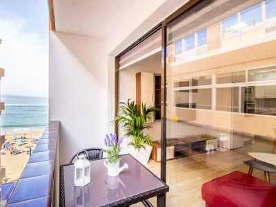 Photo for Sunny Beach apartment in Las Palmas city
