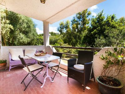 Photo for Charming Villa with large garden 100 meters from a sandy beach