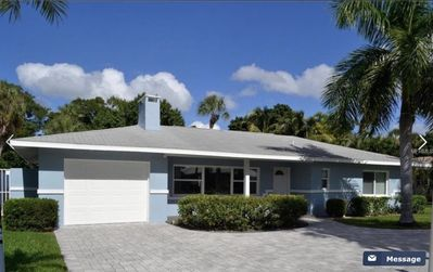 Photo for ST. ARMANDS CIRCLE, 3 Bedroom 3 Bath, Heated Pool