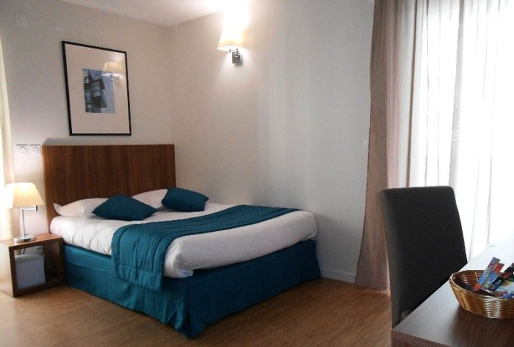 Appart 39 h tel confluence studio 2 personnes perrache for Appart hotel amsterdam 2 personnes