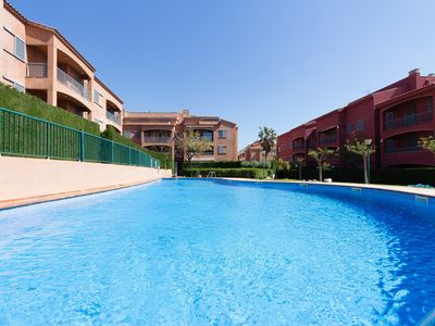 Photo for TOP-QUALITY DUPLEX WITH VIEWS TO THE SEA, AND AIR_VALLS