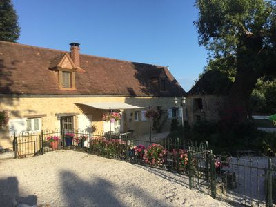 Photo for Basswood Cottage, charming cottage Frayssinet in Quercy, private heated pool