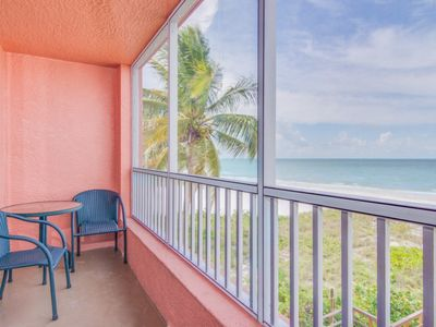 Photo for King Gulf Front Studio on Fort Myers Beach/Estero Island- Unit 202