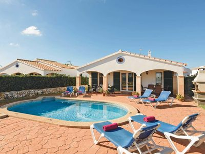 Photo for 3 bedroom accommodation in Cala en Bosch