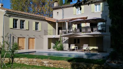Photo for Newly renovated in historic Lourmarin
