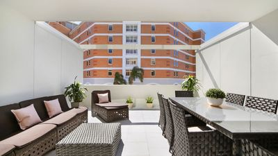 Photo for THE HARMONY SUITE, TERRIGAL - NEW APARTMENT BLOCK, SHORT WALK TO BEACH, WIFI