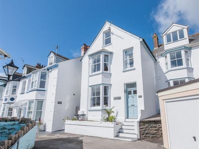Photo for 4BR Apartment Vacation Rental in Fowey, England