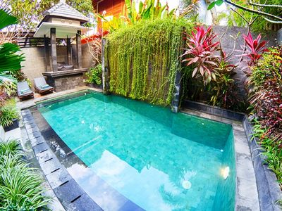 Photo for Beautiful 3 bed villa with pool Seminyak