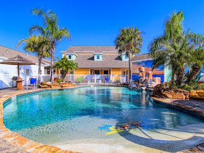 Photo for Tortuga at Pirates Bay! 3 bedrm townhome fronting the beautiful community pool!