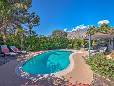 Photo for Comfortable Palm Springs Home w/Pool & Mtn. Views!