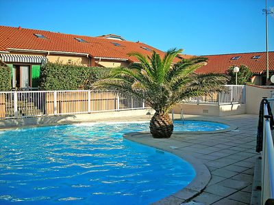 Photo for 2 bedroom Villa, sleeps 4 in Capbreton with Pool and WiFi
