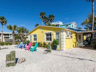 Photo for 1BR Cottage Vacation Rental in Bradenton Beach, Florida