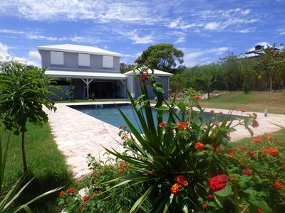 Photo for Spacious luxury villa in Saint-François in Guadeloupe