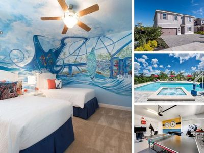 Photo for EC230- 8 Bedroom Waterpark View Home