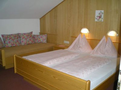 Photo for Double Room - Farmhouse Kastner