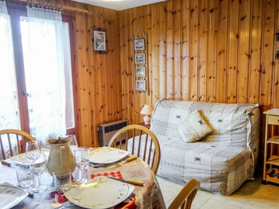 Photo for Apartment Pointe des Aravis in Saint Gervais - 4 persons, 1 bedrooms