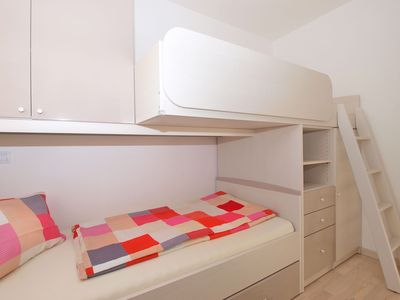 Photo for Apartment for 4 people with 2 bedrooms (ID 14720)
