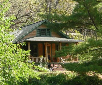 Photo for 3BR Farmhouse Vacation Rental in McGregor, Iowa