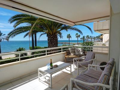 Photo for Front Beach Apartment