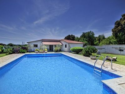 Photo for 2 bedroom Apartment, sleeps 4 with Pool, Air Con, FREE WiFi and Walk to Shops