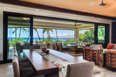 Great Room & Covered Lanai