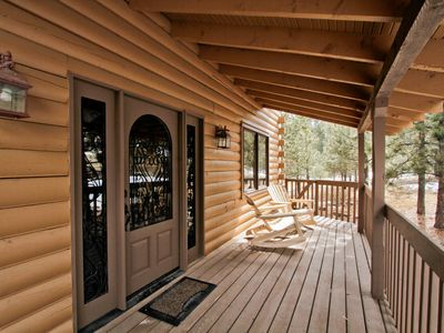 Photo for 7BR Cabin Vacation Rental in florissant, Colorado