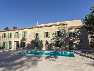 Photo for Holiday apartment Armissan for 6 persons with 3 bedrooms - Stately Manor/Villa