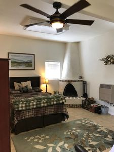 Photo for Get away  to Queen. Peaceful efficiency apartment.  One hour from Carlsbad.