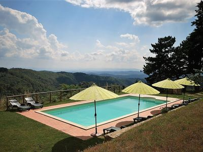 Photo for 3BR Apartment Vacation Rental in Monteluco, Tuscany