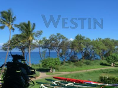 Photo for Westin Maui Ocean Villas- 1bedroom Premium Oceanview