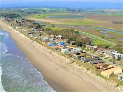 Pajaro Dunes is three rows of homes on dune!  House 60 is front row!!