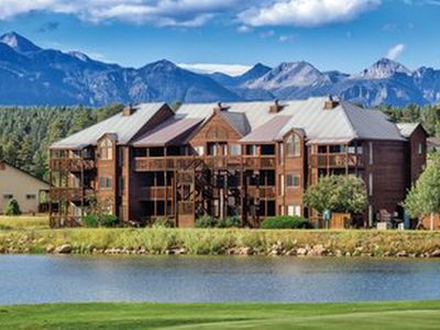 Photo for Two Bedroom Lockoff Condo -Wydham Lakeside Resort