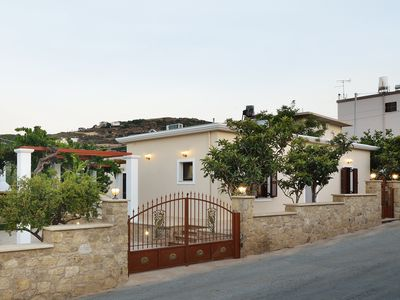 Photo for Anna 's  House - Garden Cottage in Kissamos