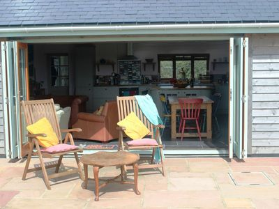 Photo for Characterful retreat for outdoor lovers close to stunning coast