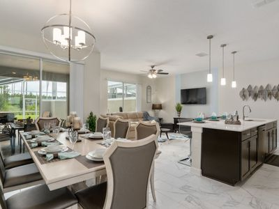 Photo for Delicate 4 BR Villa in Championsgate Resort near Disney!