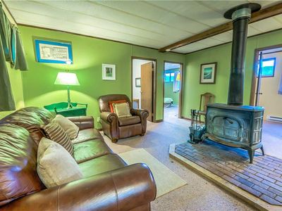 Photo for Great Steamboat Location - Charming Historic Cabin!