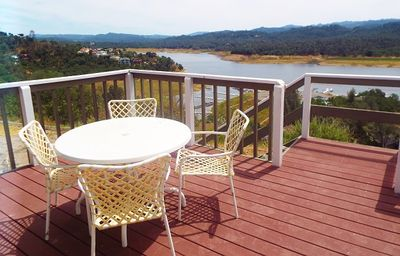 Photo for Sweeping Lake Views with private slip and pet friendly!