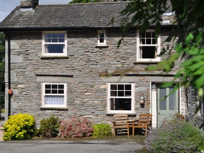 Photo for GRASMERE, Hollens Farm Cottage sleeps 4, close to village, parking and WiFi inc.