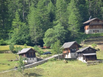 Photo for Independent hut in the nature of the Val di Rabbi